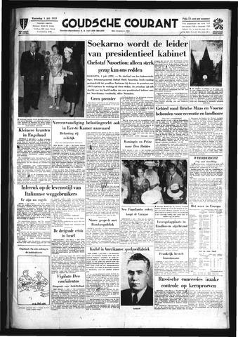 Goudsche Courant 1959-07-01