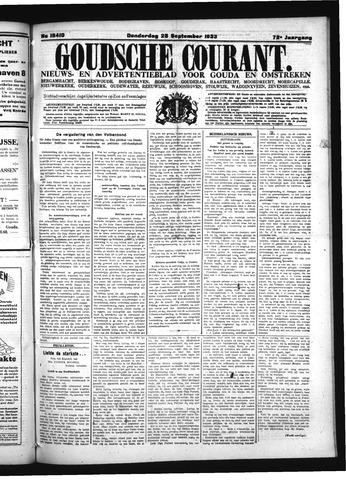 Goudsche Courant 1933-09-28