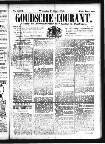 Goudsche Courant 1910-03-09