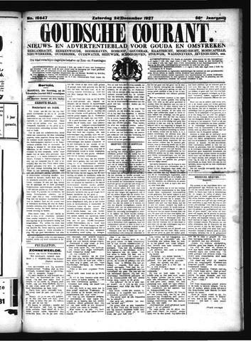 Goudsche Courant 1927-12-24