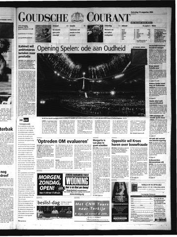 Goudsche Courant 2004-08-14