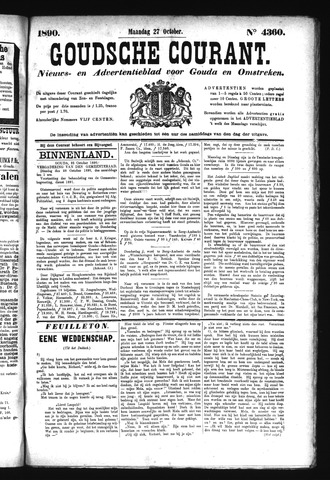 Goudsche Courant 1890-10-27