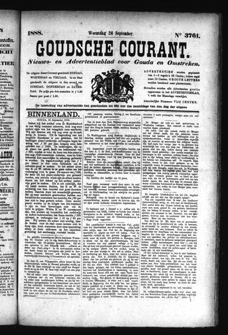 Goudsche Courant 1888-09-26