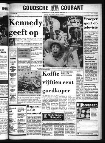 Goudsche Courant 1980-08-12
