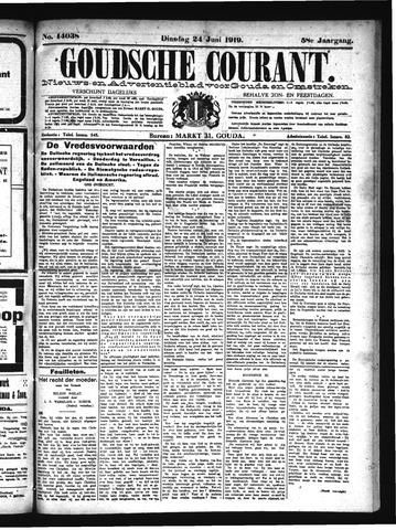 Goudsche Courant 1919-06-24