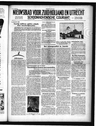 Schoonhovensche Courant 1951-07-11