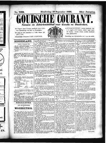 Goudsche Courant 1896-09-10
