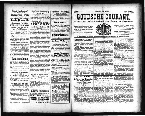 Goudsche Courant 1889-10-24