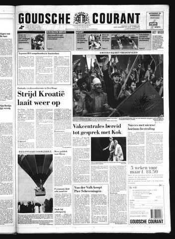 Goudsche Courant 1991-09-09
