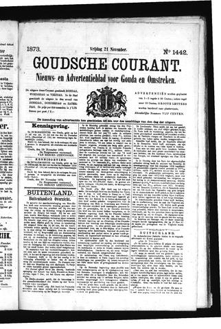 Goudsche Courant 1873-11-23