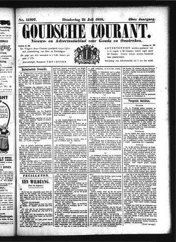 Goudsche Courant 1910-07-21