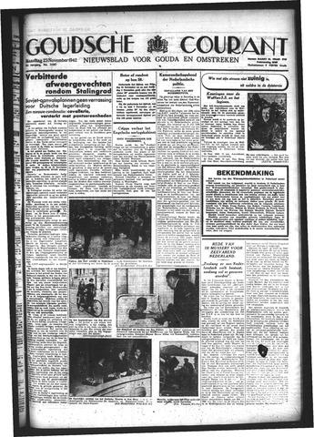 Goudsche Courant 1942-11-23
