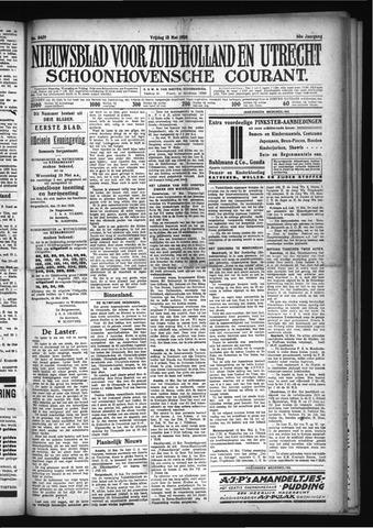 Schoonhovensche Courant 1928-05-18