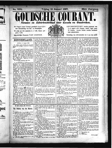 Goudsche Courant 1897-01-15