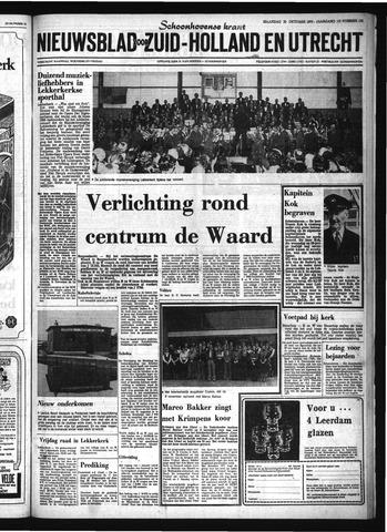 Schoonhovensche Courant 1976-10-25