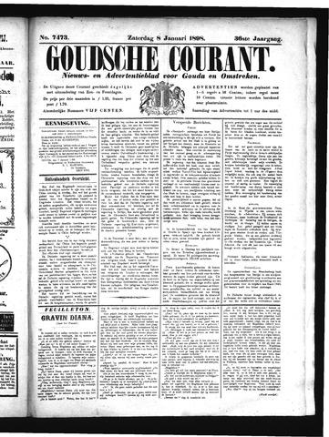 Goudsche Courant 1898-01-08