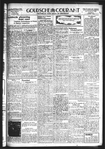 Goudsche Courant 1944-03-25