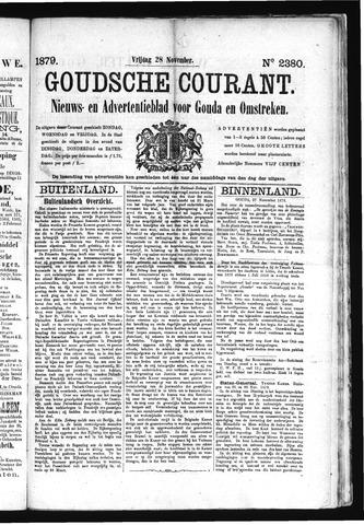 Goudsche Courant 1879-11-28