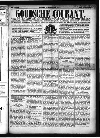Goudsche Courant 1927-08-19
