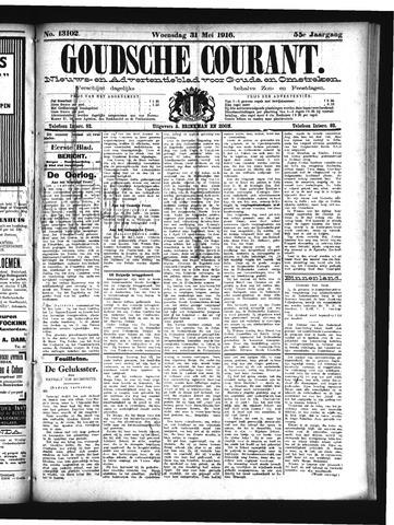Goudsche Courant 1916-05-31