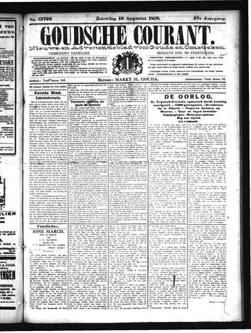 Goudsche Courant 1918-08-10
