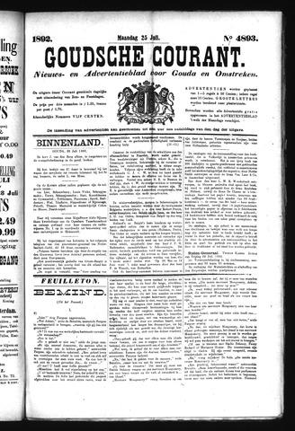 Goudsche Courant 1892-07-25