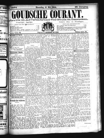 Goudsche Courant 1914-05-11