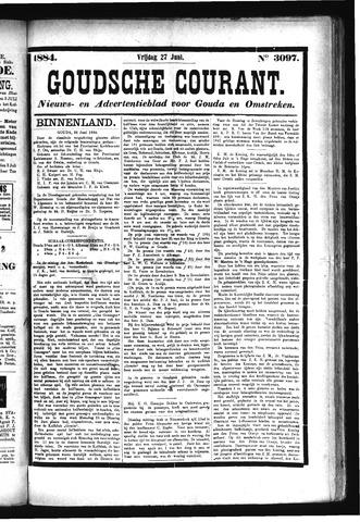 Goudsche Courant 1884-06-27