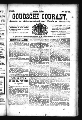 Goudsche Courant 1893-05-13