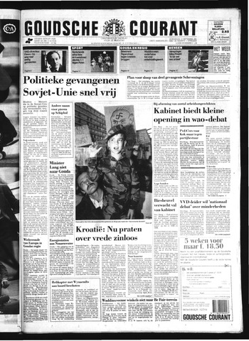 Goudsche Courant 1991-09-12