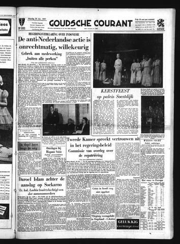Goudsche Courant 1957-12-24