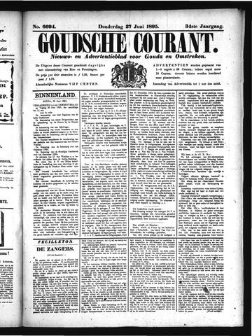 Goudsche Courant 1895-06-27