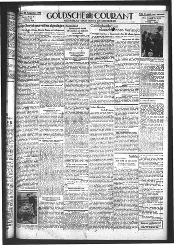 Goudsche Courant 1943-08-20