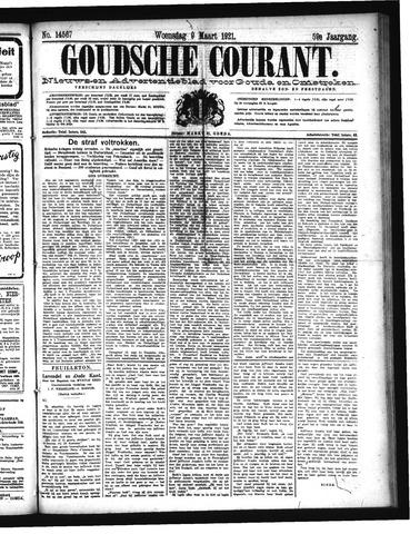 Goudsche Courant 1921-03-09