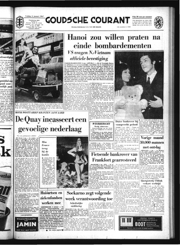 Goudsche Courant 1967-01-06