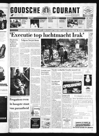 Goudsche Courant 1991-01-25