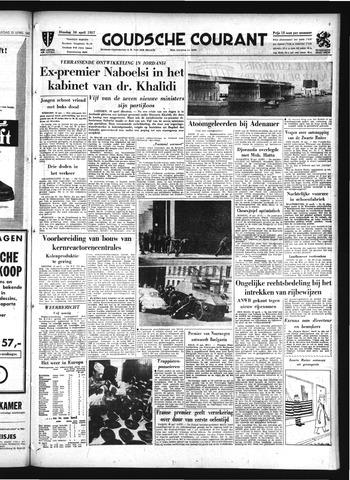 Goudsche Courant 1957-04-16