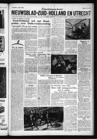 Schoonhovensche Courant 1961-06-16
