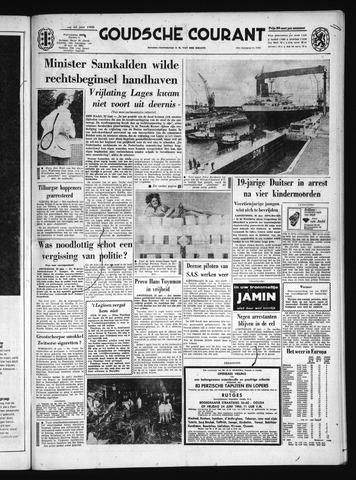 Goudsche Courant 1966-06-22