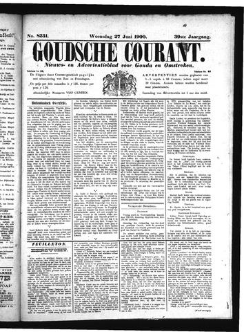 Goudsche Courant 1900-06-27
