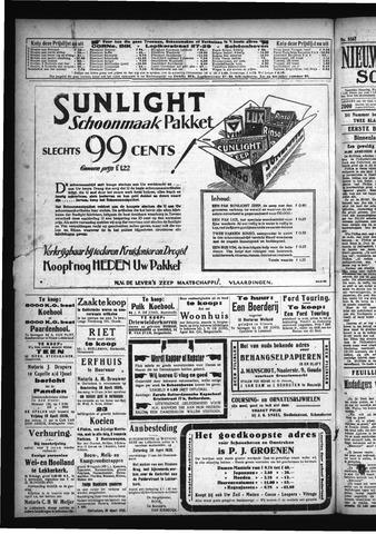 Schoonhovensche Courant 1929-04-17