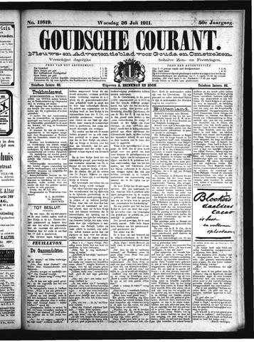 Goudsche Courant 1911-07-26
