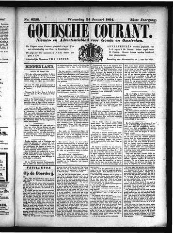 Goudsche Courant 1894-01-24