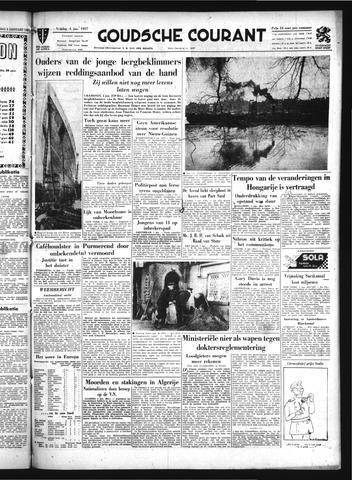 Goudsche Courant 1957-01-04