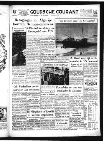 Goudsche Courant 1961-11-02