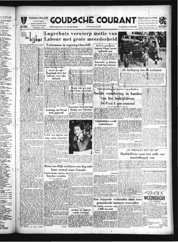 Goudsche Courant 1952-03-06