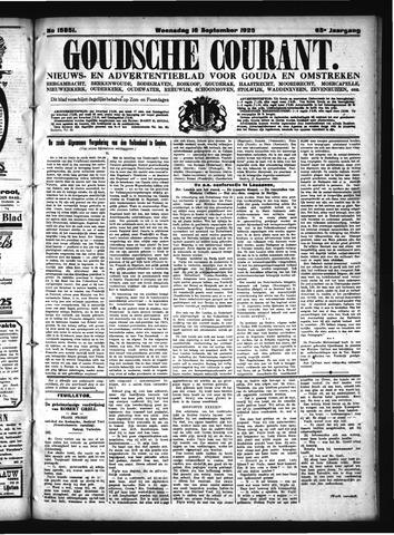 Goudsche Courant 1925-09-16