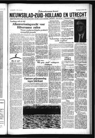 Schoonhovensche Courant 1967-01-18