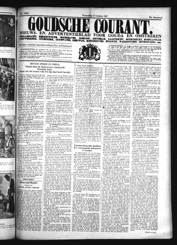 Goudsche Courant 1937-10-27