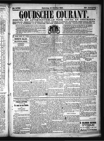 Goudsche Courant 1921-10-15